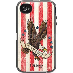 Anthem Collection Defender Case for iPhone 4/4S - Born Free(77-20644)
