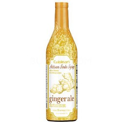 Artisan Soda Syrup, 750ml - Ginger Ale