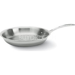 "10"" Tri-Ply Stainless Steel Omelette Pan - 1767959"