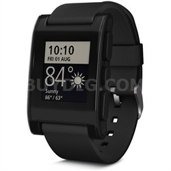 Smart Watch for iPhone and Android Devices (Black) 301BL