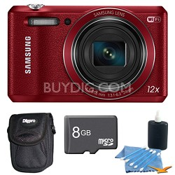 WB35F Smart Digital Camera Red Kit