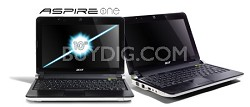 "Aspire one 10.1"" Netbook PC - White (AOD250-1326)"