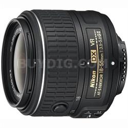 AF-S DX NIKKOR 18-55mm f/3.5-5.6G VR II Lens - OPEN BOX