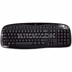 Wireless Keyboard K250 (Dark Fleur)