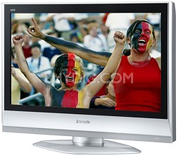 "TC-23LX60 Widescreen 23"" LCD high definition TV w/ HDMI Interface"