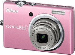 COOLPIX S570 12MP Digital Camera (Pink)