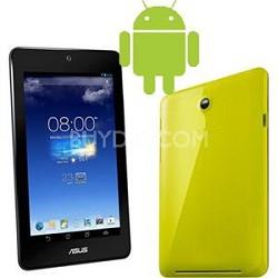 MeMOPad HD 7-Inch 16 GB Tablet,  Green(ME173X-A1-GN)