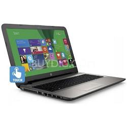 "15-af020nr 15.6"" Touchscreen AMD Quad-Core A6-6310 APU 4GB DDR3 SDRAM Notebook"
