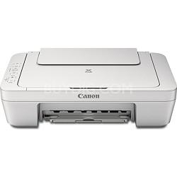 Pixma All in One (Print, Copy, Scan) Wireless Photo Printer (MG2920 White)