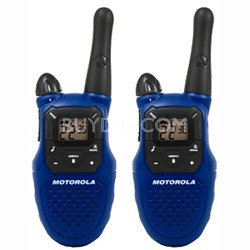 MC220R - Talkabout 16-Mile 22-Channel FRS/GMRS Two-Way Radio (Pair)