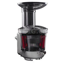 Masticating Juicer and Sauce Attachment - KSM1JA