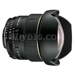 SP Autofocus 14mm f/2.8 Aspherical (IF) Rectilinear Lens for Nikon DSLR Cameras