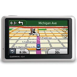 nuvi 1300LM 4.3-Inch Portable GPS Navigator Refurbished w/ Lifetime Map Updates