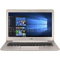 """ZenBook UX305FA-RBM1-GD 13.3"""" Intel Core M 5Y10 Ultrabook Notebook - OPEN BOX"""