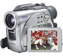 VDR-M75 DIGA DVD Palmcorder with 10x Optical Zoom and 700x Digital Zoom