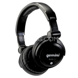 DJX-07 Professional DJ Headphones