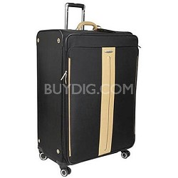 """Black Label Hommage III Softside 32"""" Spinner Suitcase"""