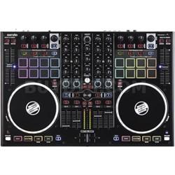 Terminal Mix 8 4-Deck Serato DJ-Performance Pad Controller (TM8)