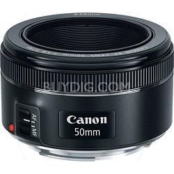 EF 50mm f/1.8 STM Prime Lens