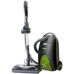 Optiflow 360 degree Swivel Canister Vacuum in Green - MC-CG917