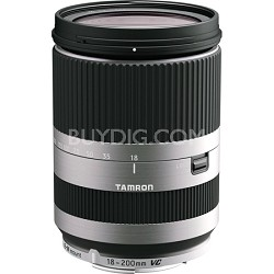 18-200mm Di III VC for Canon Mirrorless Interchangeable-Lens Cameras - Silver