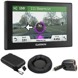 010-01541-01 DriveAssist 50LMT GPS Navigator + Case, Mount, & Charger Bundle