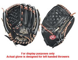 "RTD125 Special Edition 12.5"" Baseball Glove- Left Handed Throw"