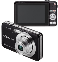 "Exilim EX-Z80 8.1MP Digital Camera with 2.6"" LCD (Black)"
