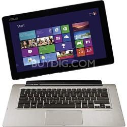 """13.3"""" TX300CA-DH71 HD Touch Transformer Notebook - Intel Core i7-3517U Processor"""