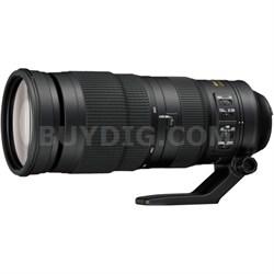 200-500mm f/5.6E ED VR AF-S NIKKOR Zoom Lens f/Nikon Digital SLR Cam - OPEN BOX