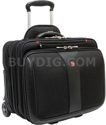 Swissgear PATRIOT Wheeled Computer Case Notebook Carrying Case - OPEN BOX