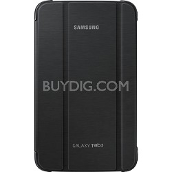 Galaxy Tab 3 8-inch Book Cover - Black