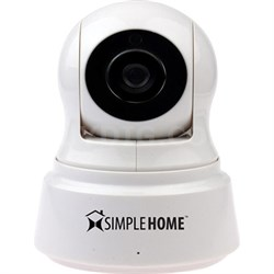 Pan and Tilt Wi-Fi Security Camera (XCS7-1002-WHT)
