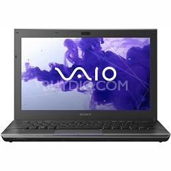 "VAIO VPCSA35GX 13.3"" Notebook PC - Black Intel Core i5-2430M"