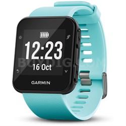 Forerunner 35 GPS Running Watch & Activity Tracker - Frost Blue