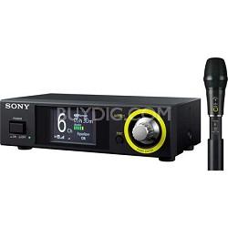 DWZ Series Digital Wireless Vocal Set