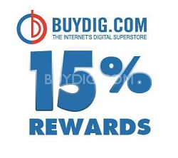 15% REWARDS (Issued 2-4 weeks after product is delivered)