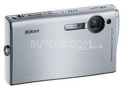 Coolpix S6 Digital Camera - Open Box