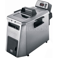Dual Zone 3-Pound-Capacity Deep Fryer - D24527DZ