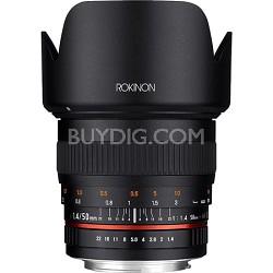 50mm F1.4 Lens for Canon EF DSLR