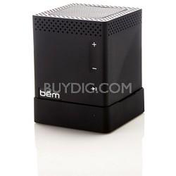 MOJO Bluetooth Phone Speaker (Black) - BEMSPBK