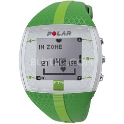 FT4 Heart Rate Monitor - Green/Green (90048731)
