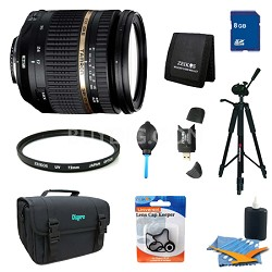 SP AF 17-50mm F/2 8 XR Di II VC LD Aspherical Lens Pro Kit for Canon EOS
