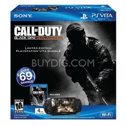 PS Vita WiFi Call of Duty: Black Ops Wi-Fi