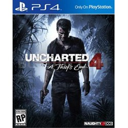 Uncharted 4  Thiefs End  PS4