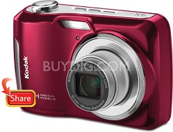 EasyShare C195 14MP 3.0 inch LCD Digital Camera - Red