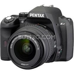 K-r Digital SLR Digital Camera Black w/ 18-55mm Lens