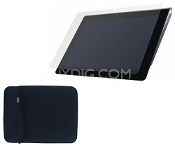 16 GB Tablet S with Wifi Bundle with Case and Qty 2 LCD Screen Protectors