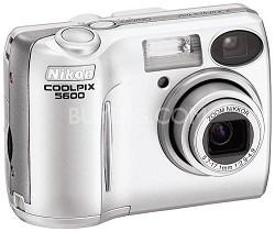 Coolpix 5600 Digital Camera