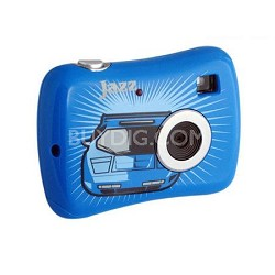 Jazz Kids Digital Camera - blue